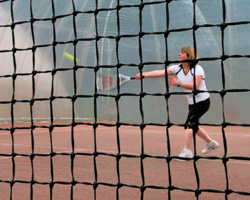 Covered Tennis Courts - bubble